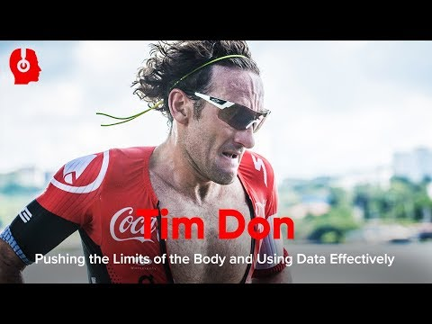 Interviewing Tim Don: 3x Olympian and Ironman World Record Holder || HVMN Podcast: Ep. 68