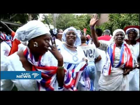 Zuma congratulates, Ghana's President-elect Nana Akufo-Addo