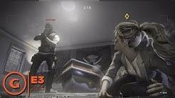Rainbow Six Siege - Gameplay Reveal Demo - E3 2014