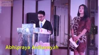 Transgender Abhi Berpidato Mewakili Forum LGBTIQ