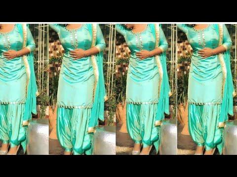 Beautiful Party Wear Punjabi Salwar Suit Designs Patiala Suit Designs Party Wear Dresses Youtube