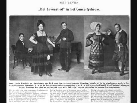 Jean Louis Pisuisse - Aspirine - 1919