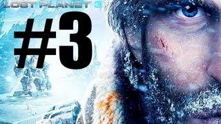 Lost Planet 3 - Gameplay Walkthrough - Part 3 - Giant MECHS