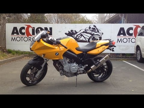 2007 bmw f800s sold youtube. Black Bedroom Furniture Sets. Home Design Ideas