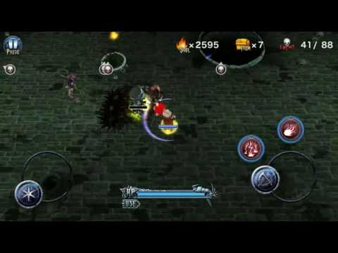 Dark Reaper Shoots! Android Game E22 Ancient Ruins 4 14