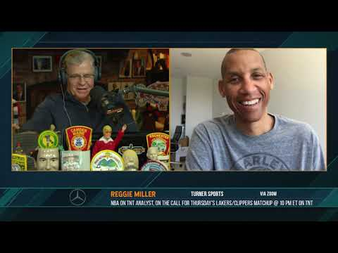What does Reggie Miller think about Lebron James' comments on the Play-In Tournament? | 05/03/21