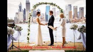 Picture Dictionary - Wedding / Từ điển bằng hình - Đám cưới