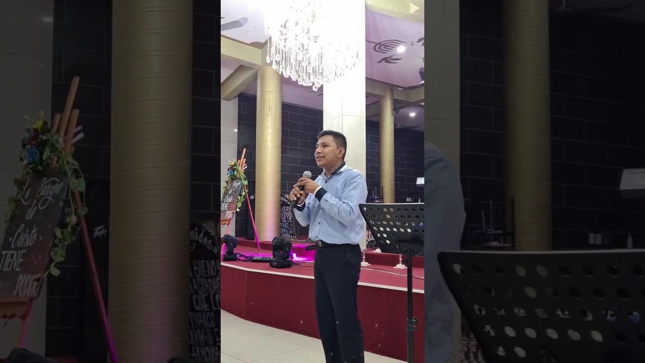 ESFUÉRZATE Y SE MUY VALIENTE (Profeta Diego Ortiz) JOSUE 1:9