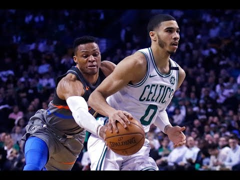 Paul George: Jayson Tatum, Boston Celtics rookie, 'looks like a star in this league ... he has that game'