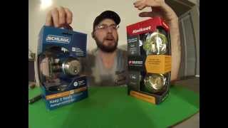 Kwikset Smart Key VS Schlage Deabolt Locks Best Most Secure Locks For Your Home Door
