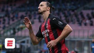 AC Milan Beat Rivals Inter: Zlatan Ibrahimovic Keeps Proving Me Wrong - Shaka Hislop   ESPN FC