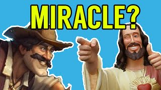 A HEARTHSTONE MIRACLE?!