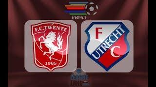 Video Gol Pertandingan FC Utrecht vs FC Twente