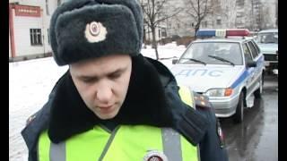 ИДПС Баланин г.Курск беспредел