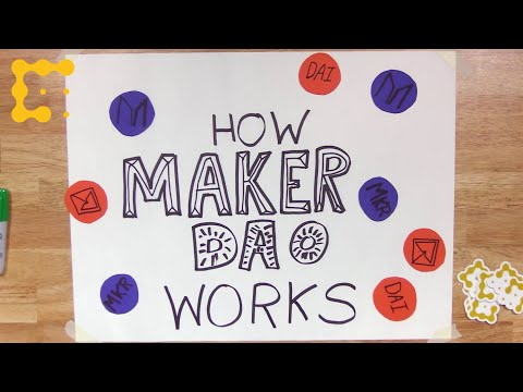 How MakerDAO Works