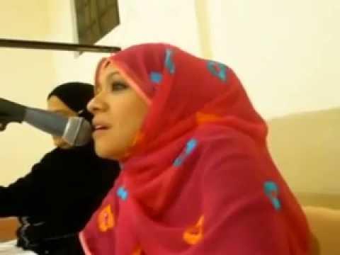 Sorah e Fatiha by Qariya Sharifa Malaysia