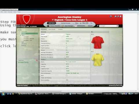 football manager 2009 fmrte