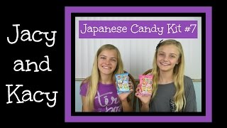 Japanese Candy Kit #7~ Ice Cream ~ Jacy and Kacy