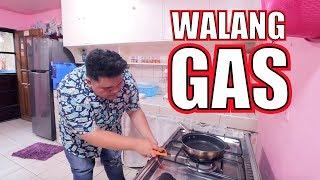 NAKI-LUTO SA KAPITBAHAY (WALA NA KAMING GAS!!!) | LC VLOGS #229