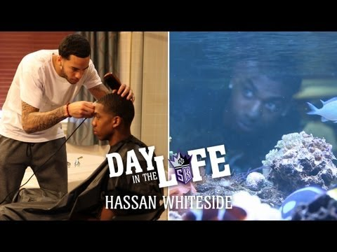 Day in the Life: Hassan Whiteside