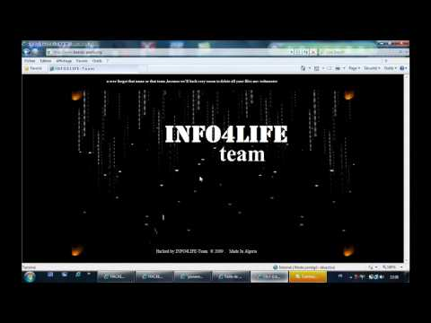 Hacked website by INFO4LIFE TEAM [ Annaba ,Algeria ]