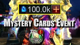Legacy Of Discord: Mystery Cards Event BR Boost (100k+ Diamonds)