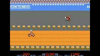 NES GAME REVIEW:  Excitebike