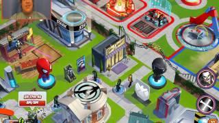 Vloga + Joga #1: Marvel Avengers Academy e Guerra Civil (HQ e livro)