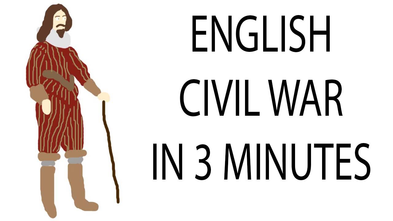english civil war   minute history  youtube youtube premium