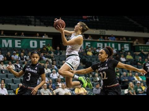 Women's Basketball: Cincinnati at USF