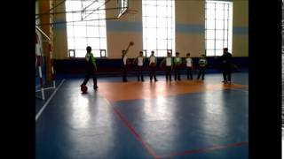 Физкультура 7класс Баскетбол Повторение техники ведения мяча  Отработка штрафных бросков