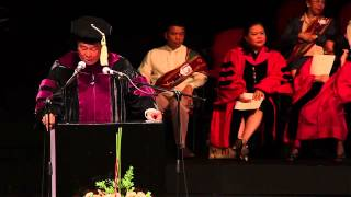 Speech of Senate President Franklin Drilon at the UP College of Law Graduation Ceremonies (1/2)