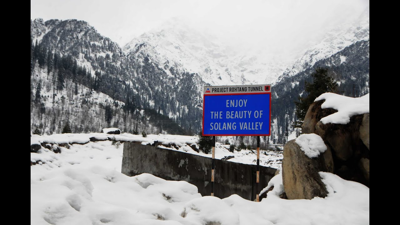 solang valley to manali march 2015