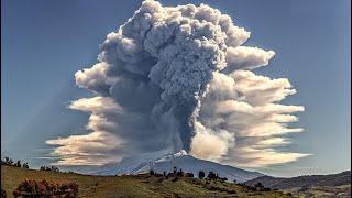 Апокалипсис в Италии! Сильнейшее извержение Этны на Сицилии.