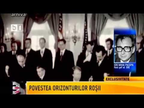 Interviu cu generalul Ion Mihai Pacepa FULL