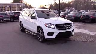 2018 Mercedes-Benz GLS550 - Video Tour and Demonstration with Tina