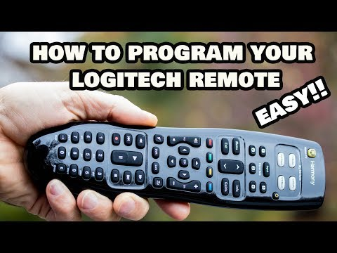 For Logitech Universal Remote   Universal-remote org