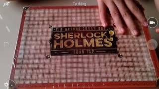 Đập hộp Vali Sherlock Holmes toàn tập