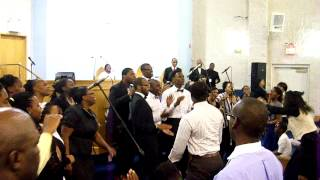 Greater Rescue Church of Christ Apostolic Faith Choir - 2012 IPYPU Region 5 Conf