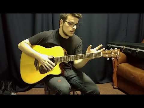 Irina Rimes - Eroii pieselor noastre (tutorial chitara)