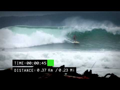 Surfing the Distance - Robby Naish Surfs Pavones, Costa Rica
