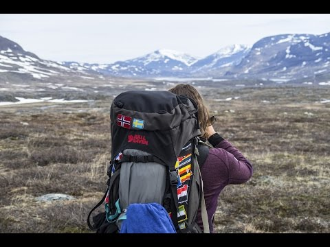 Swedish Lapland - Summer 2015