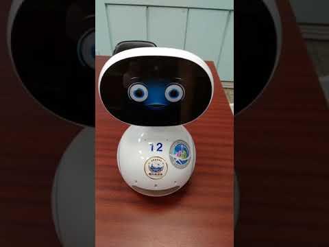 109-2運算思維與程式設計課程學生作品_Zenbo機器人和你玩猜拳