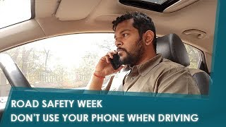Sponsored Road Safety Week: Do Not Use Your Phone When Driving | NDTV carandbike