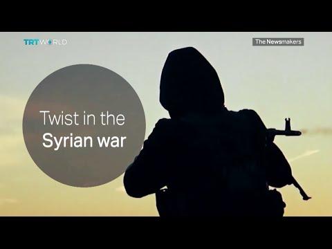 The Newsmakers: Assad's Struggling Alliances