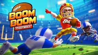 Boom Boom Football Build Your Team BE THE HERO!