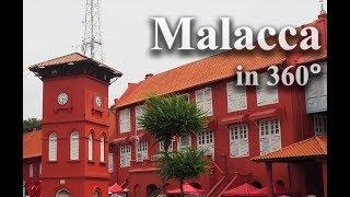Malacca, old Dutch colonial gem in 360