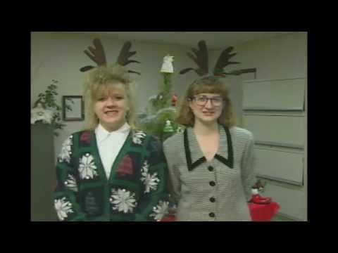 1996 WEAU Holiday Greetings