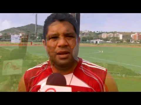 Talentos de Venezuela fue a Margarita en busca de futbolistas
