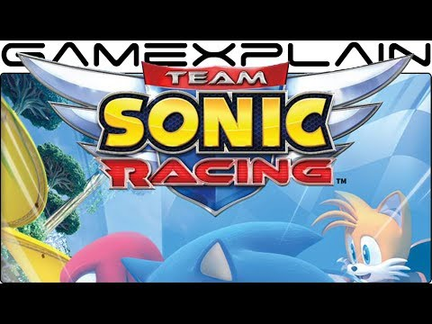 New Sonic Racing Game Details Leaked by Wal-Mart